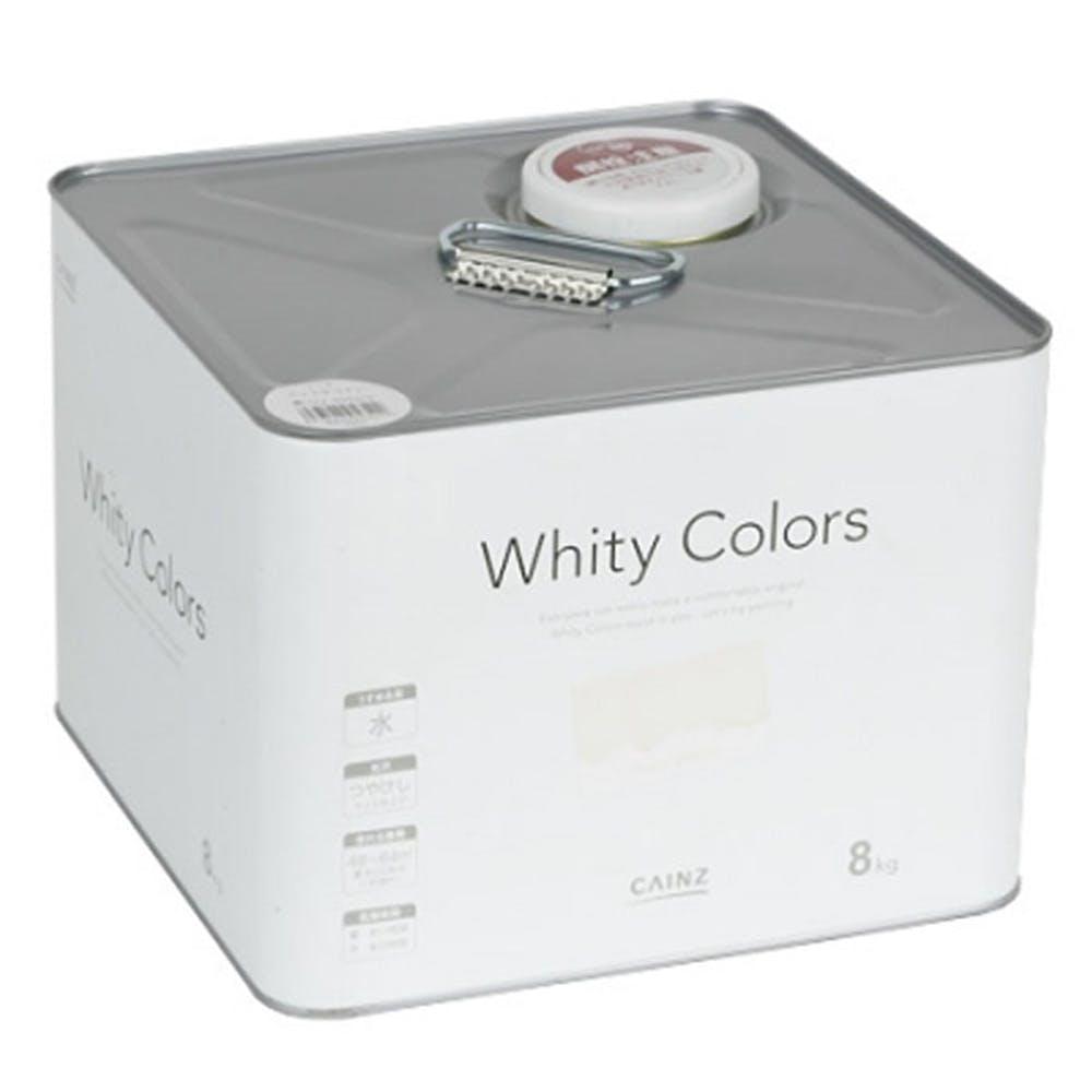 室内用塗料 ホワイティカラーズ 8kg ピュアホワイト, , product