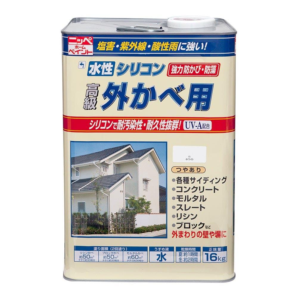 水性シリコン外かべ用 16kg 05タイルベージュ【別送品】, , product