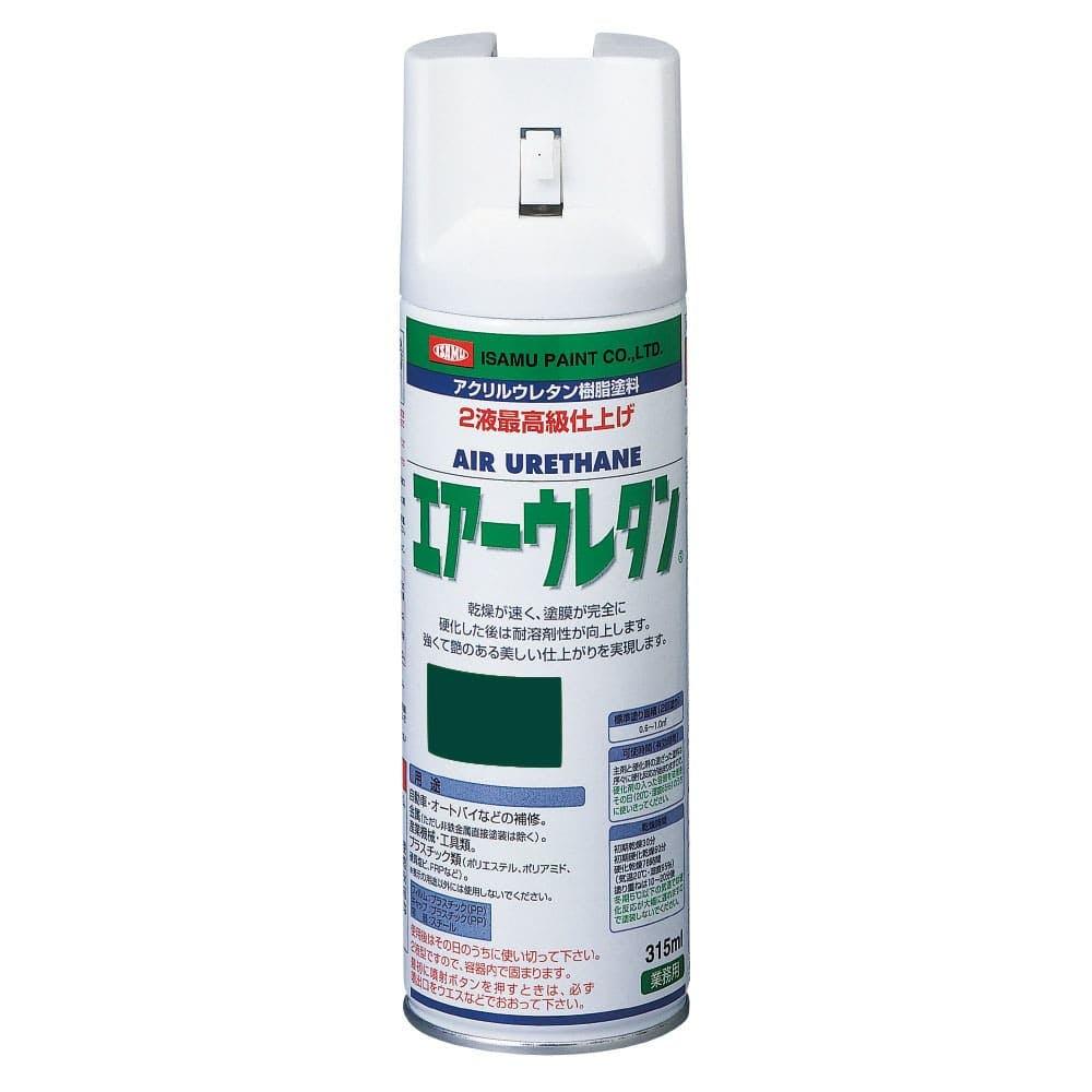 エアーウレタン スプレー デンバーグリーンM 315ml, , product