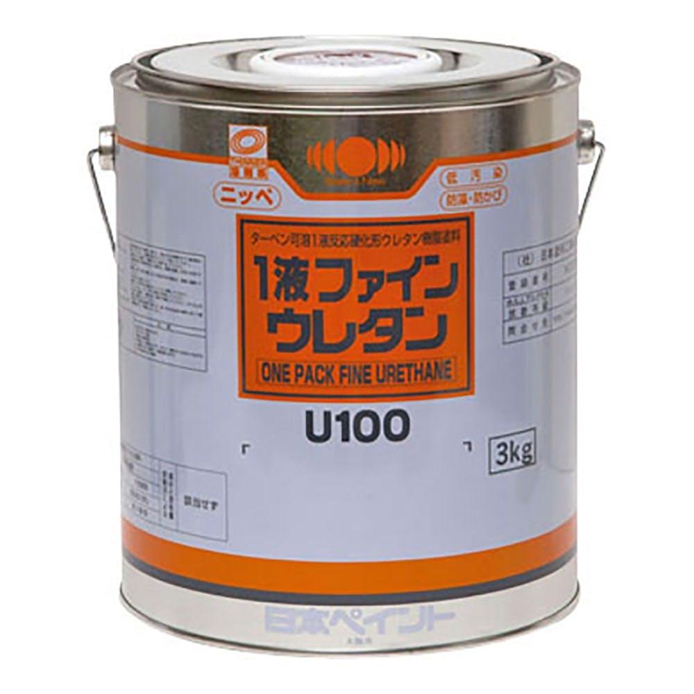 1液ファインウレタンU100 チョコレート3K, , product