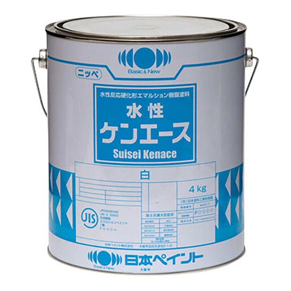 水性ケンエース 白4K, , product