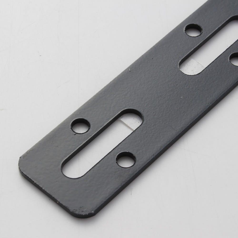 スマート金具SFB 30×100 ブラック, , product