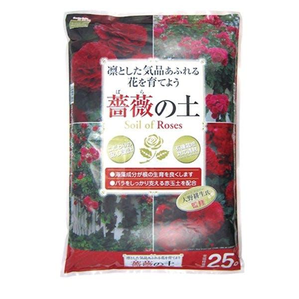 花ごころ 薔薇の土 25L, , product