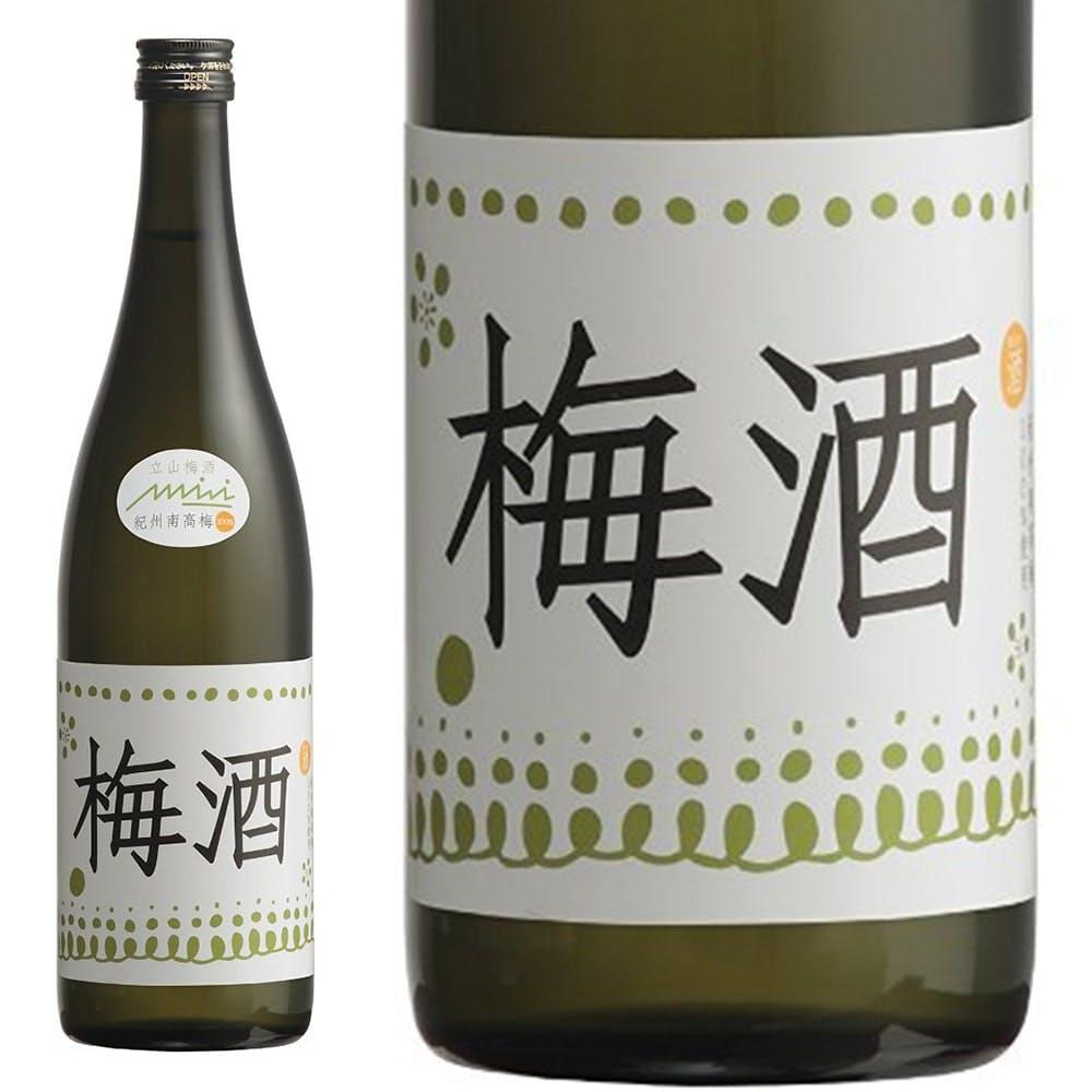 立山 梅酒 720ml【別送品】, , product