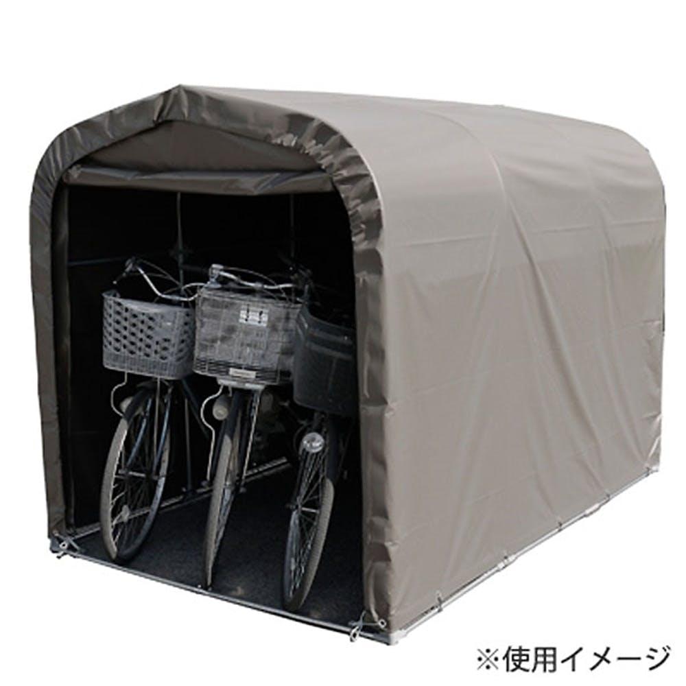 自転車置き場 サイクルハウス 高耐久シート SB 3台用, , product