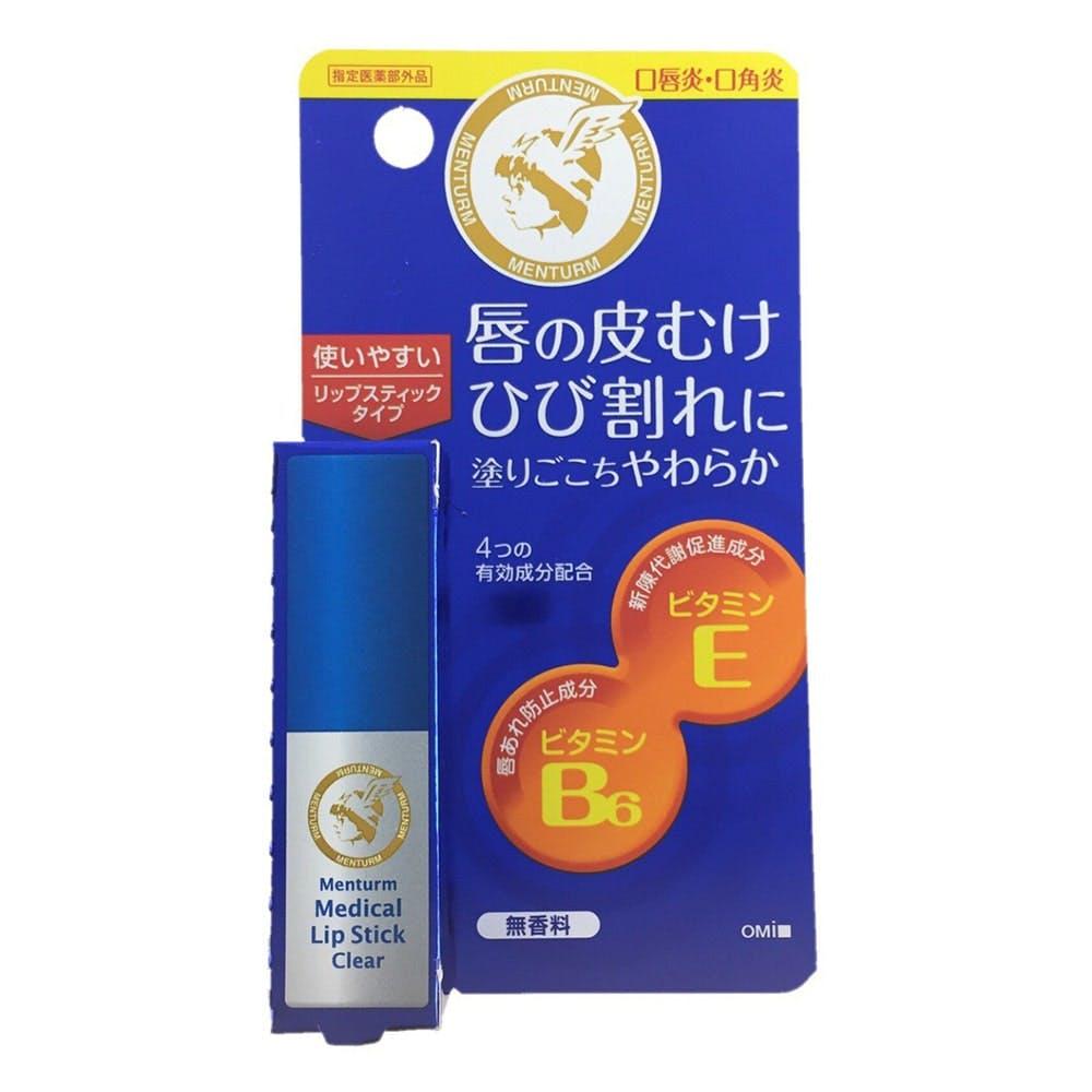 近江兄弟社 メンターム 薬用メディカルリップスティックCn 3.2g, , product