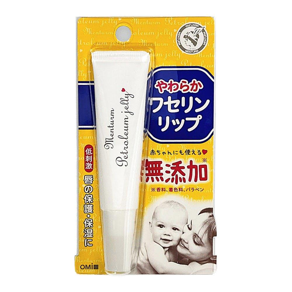 近江兄弟社 メンターム ワセリンリップ 10g, , product