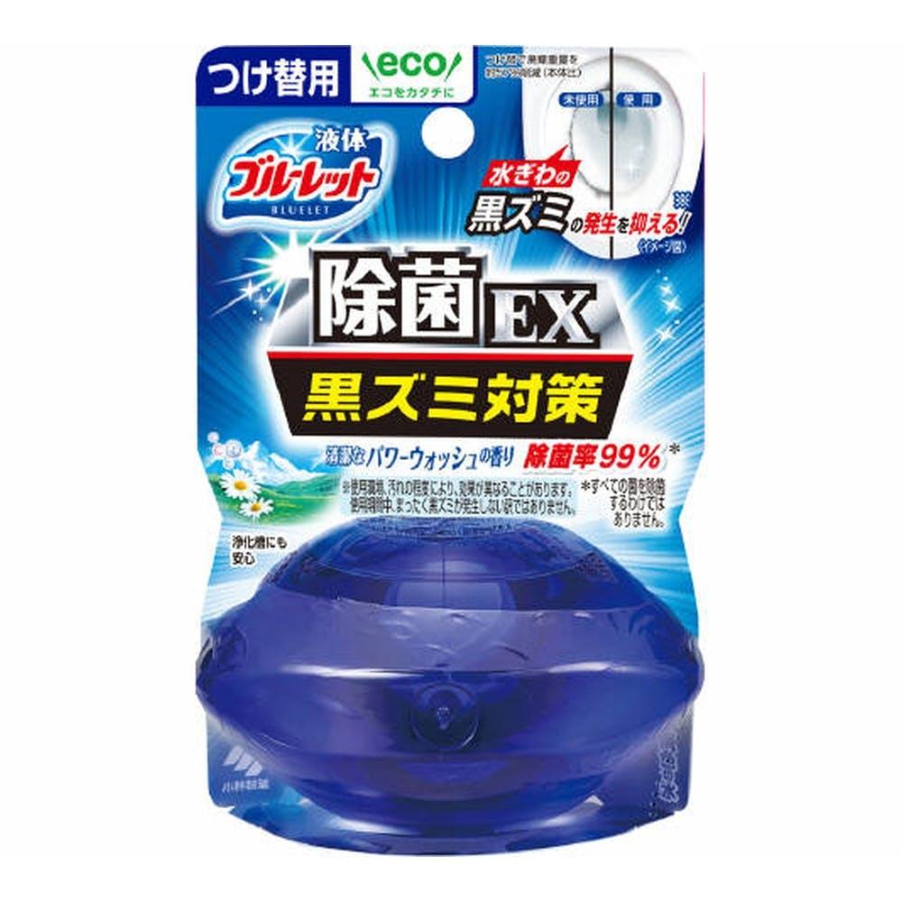 小林製薬 液体ブルーレット 除菌EX パワーウォッシュ 替え, , product