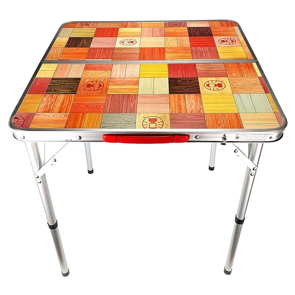 コールマン ナチュラルモザイクリビングテーブル/60プラス, , product