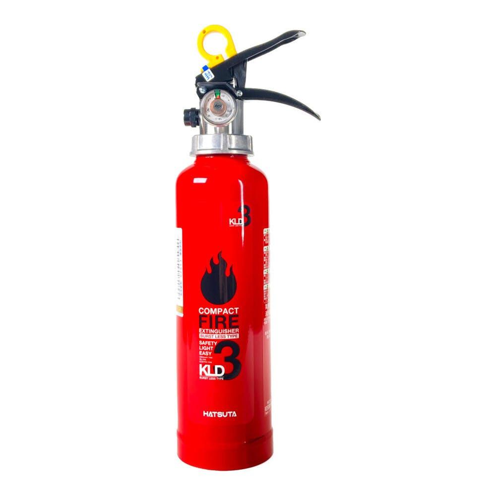 ハツタ 蓄圧式粉末消火器 3型 KLD-3, , product