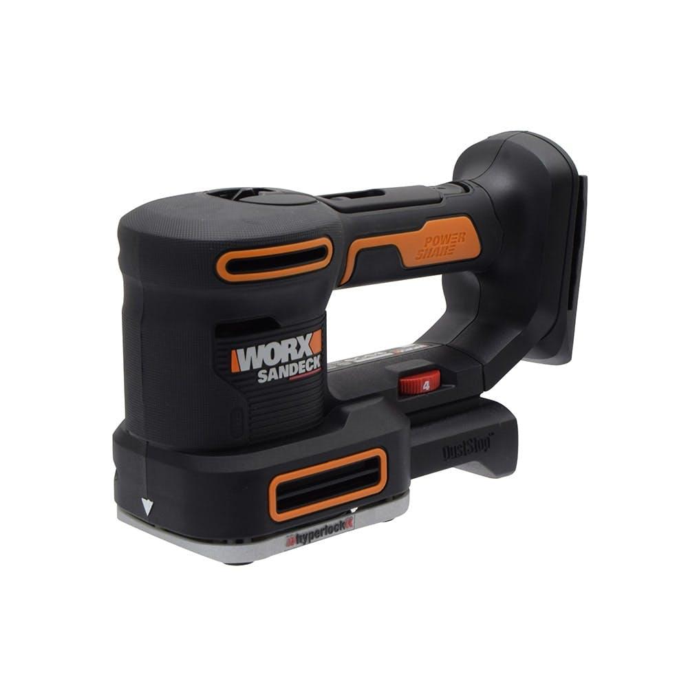 WORX 充電式 マルチサンダー SANDECK WX820L.9【別送品】, , product