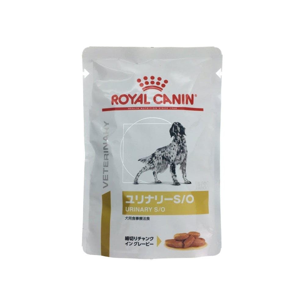 ロイヤルカナン 犬用 ユリナリー S/O パウチ 100g, , product